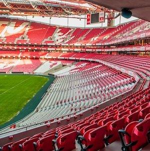 Estádio da Luz - Benfica Lissabon