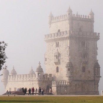 Lissabon - Torre de Belém