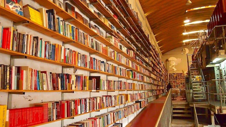 LX Factory - Ler Devagar Buchladen