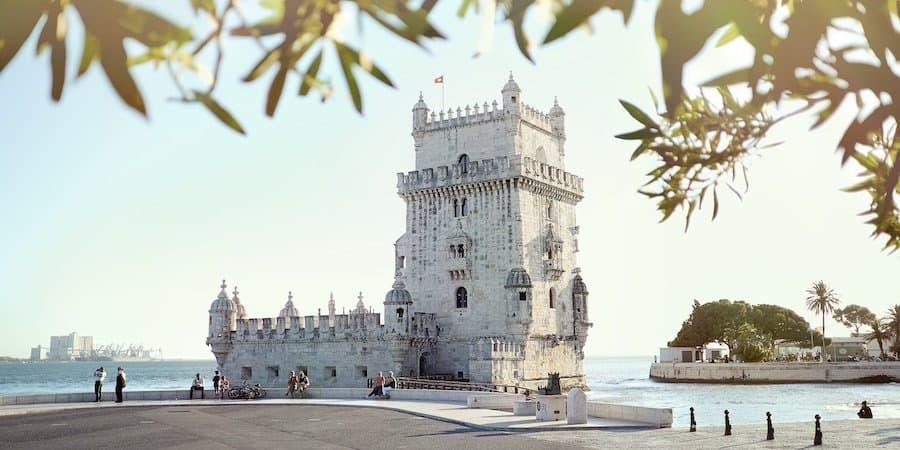 Lissabon: Torre de Belém