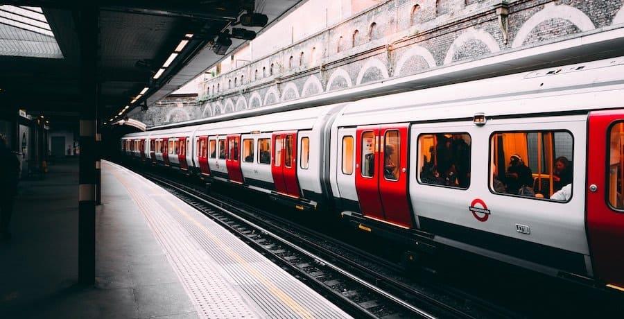 Underground Tube London