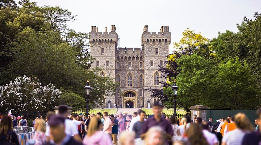 Windsor Castle London