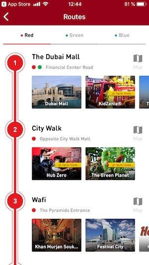 Big Bus App