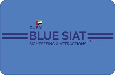 Blue Siat Dubai Pass