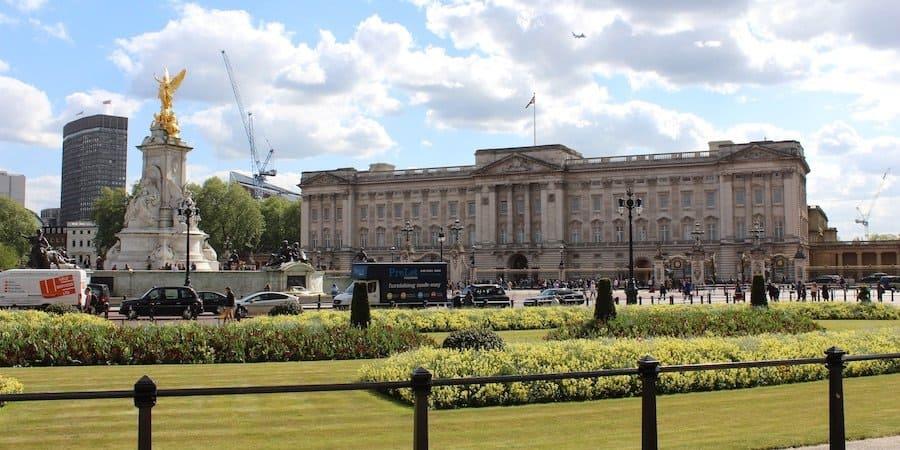 London Sehenswürdigkeit: Buckingham Palace