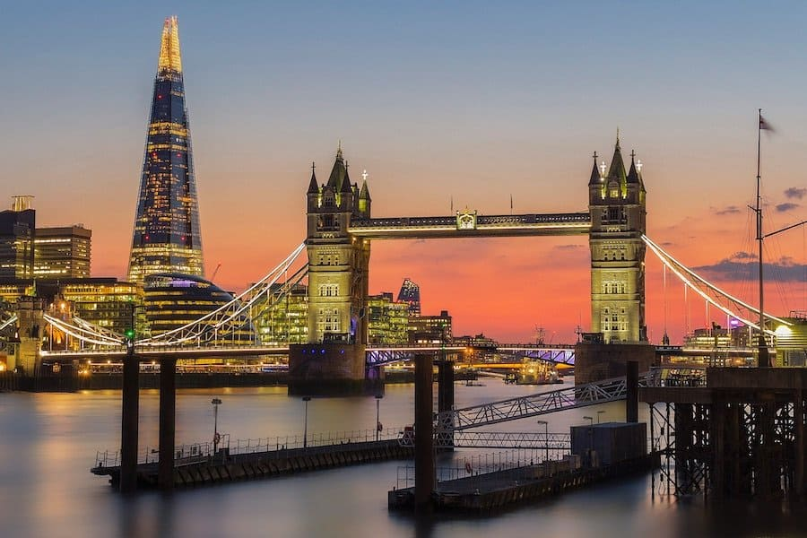 London Sehenswürdigkeit: The Shard