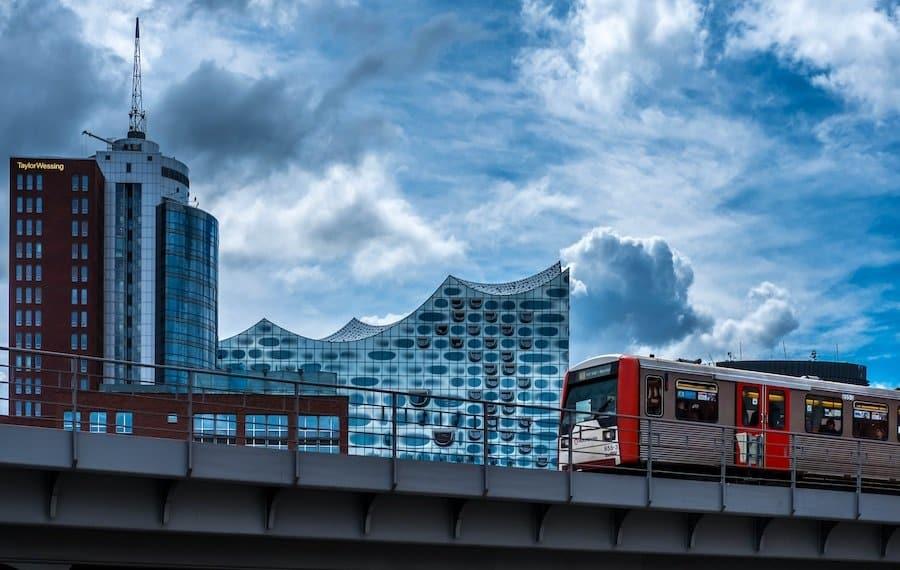 Hamburg Nahverkehr