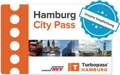 Hamburg City Pass (Turbopass)