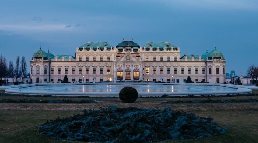 Wien: Oberes Belvedere
