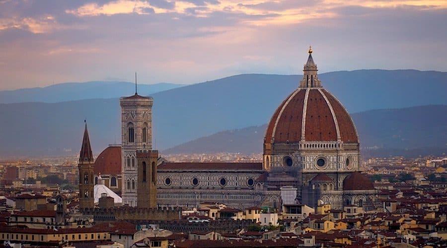 Kathedrale und Dom von Florenz