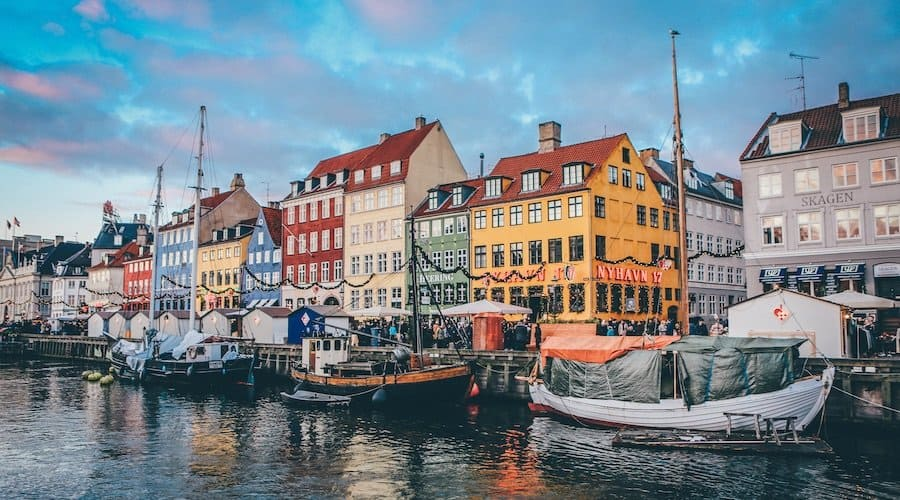 Kopenhagen mit der Copenhagen City Card