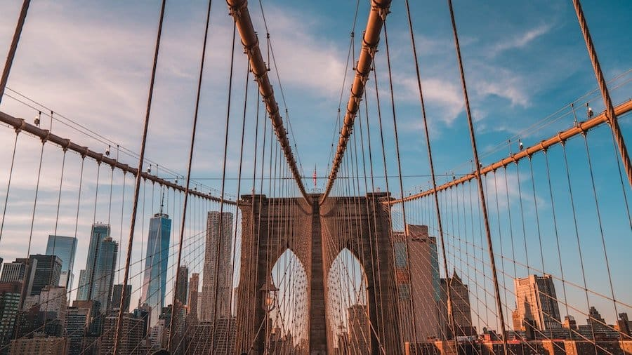 Brooklyn Bridge mit Sightseeing Pass New York