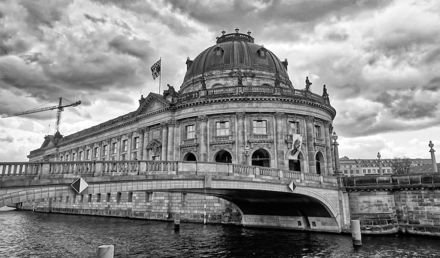 Museumsinsel Berlin: Bode-Museum