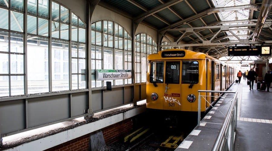 U-Bahn in Berlin
