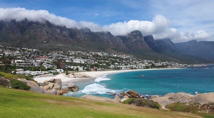 Kapstadt: Strand und Berge