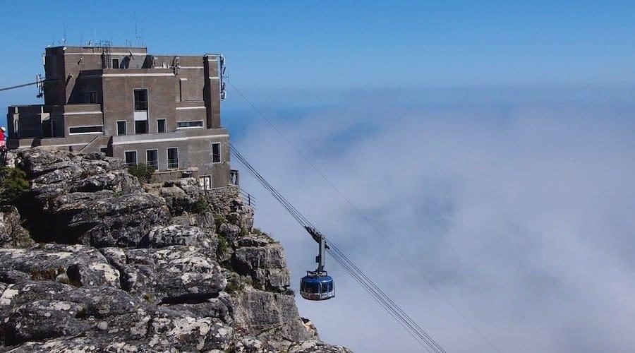 Kapstadt City Pass: Tafelberg-Seilbahn