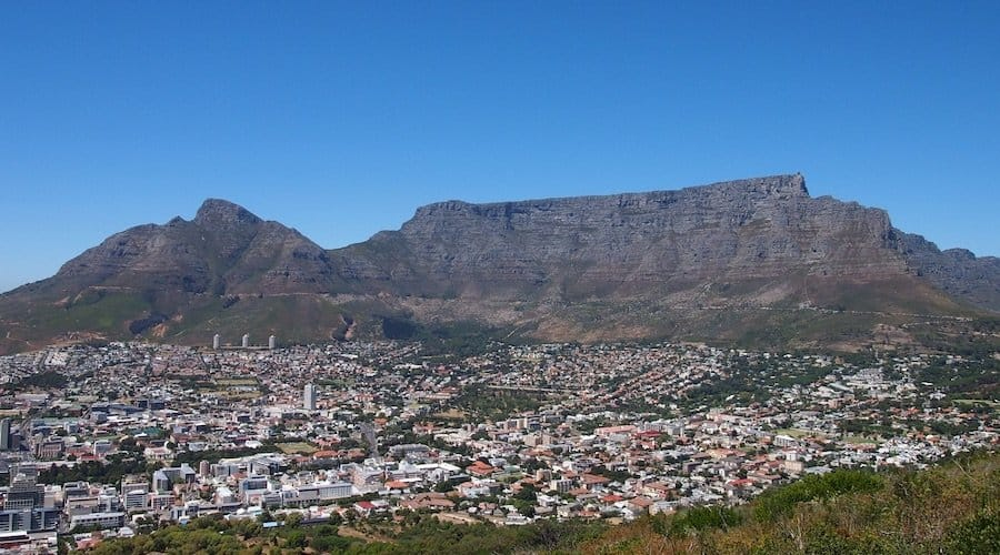 Cape Town City Pass: Tafelberg