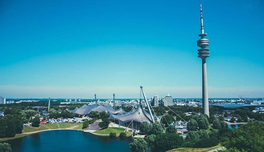 München Card + City Pass: Olympiapark München