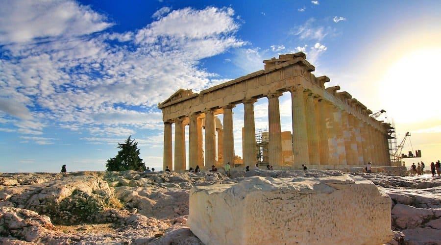 Athen City Pass mit Akropolis