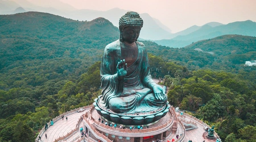 Hong Kong Pass: Big Buddha