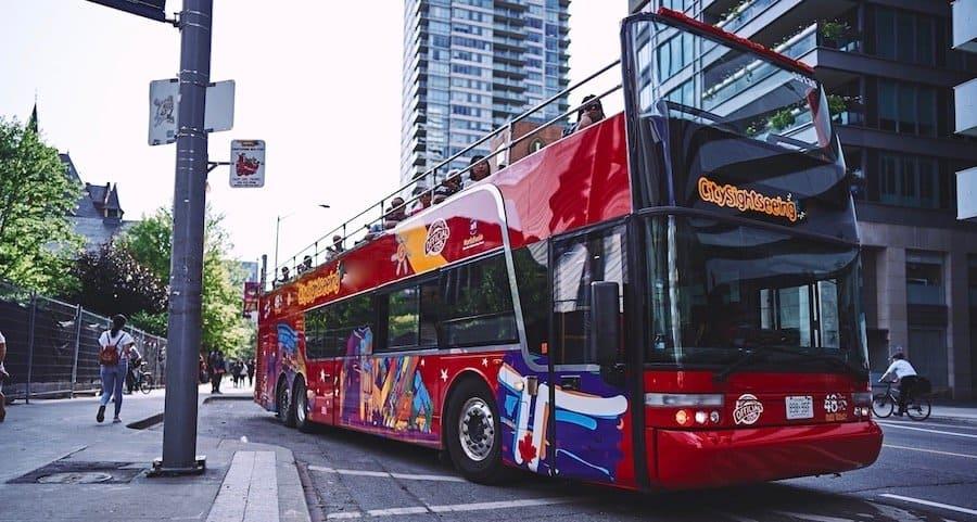 City Sightseeing Bus Dubai
