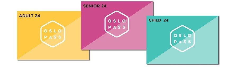 Oslo Pass für Erwachsene, Kinder und Senioren