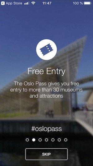 Oslo Pass App