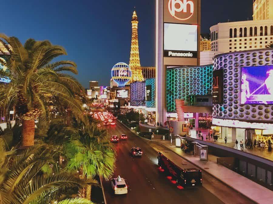 Las Vegas mit Go City