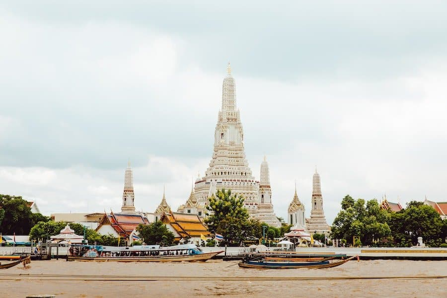 Wat Arun mit Bangkok City Pass