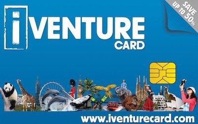 Singapur iVenture Card