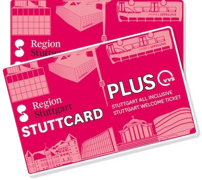 StuttCard City Card