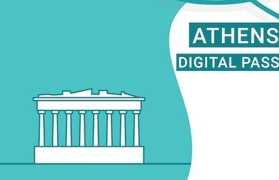 Athen Digital Pass